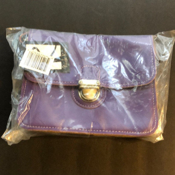 nicole rucci Handbags - Nicole Rucci vegan Leather Bag